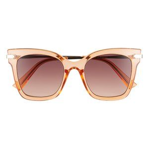 50mm Modern Cat Eye Sunglasses by BP